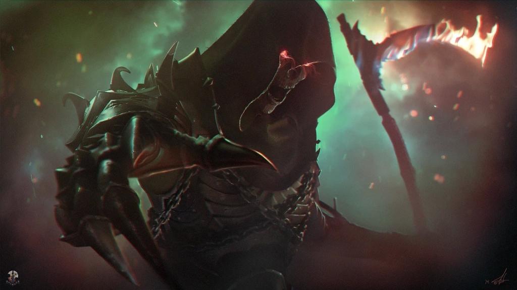 Rei Minos, Juiz dos Mortos