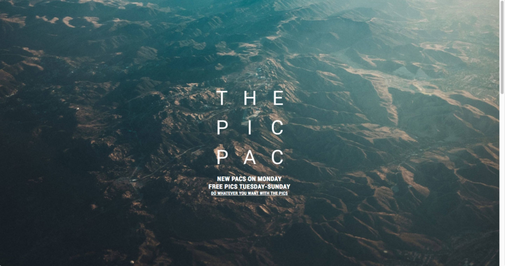 The Pic Pac